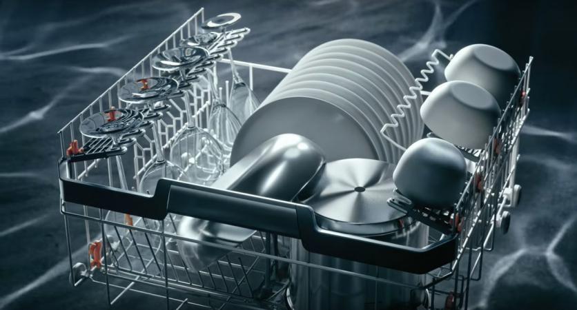 Nova generació de rentavaixelles Miele G 7310