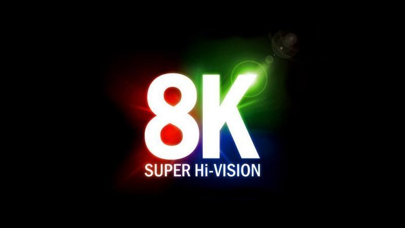 Arriben els Televisors 8k